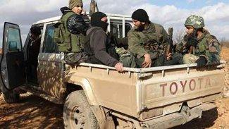 İdlib'de rejim güçleri ile muhalifler arasında çatışma