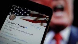 Twitter Trump'ın mesajını sınırladı: Şiddeti yüceltiyor!