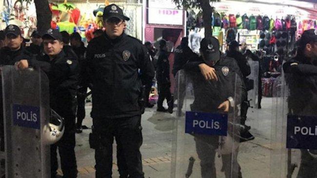 HDP'ye polis baskını, eşbaşkanlar gözaltına alındı