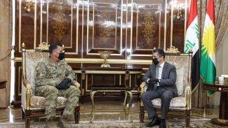 Koalisyon Komutanı: Kürdistan Bölgesi, ABD'nin önemli bir ortağıdır