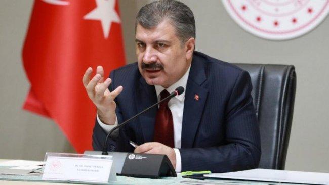 Türkiye'de toplam vaka sayısı 163 bin 103'e yükseldi