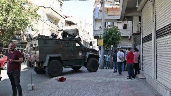 Diyarbakır'da polise ateş eden kişi gözaltına alındı
