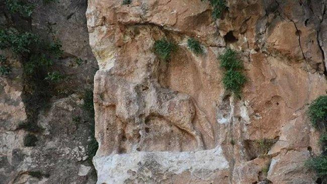 Kürt ilinde 6 bin yıllık tarihi yapı tahrip edildi