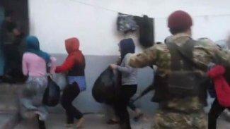 Efrin'de kaçırılan 5 Kürt kadın SMO'ya bağlı gizli bir hapishanede bulundu