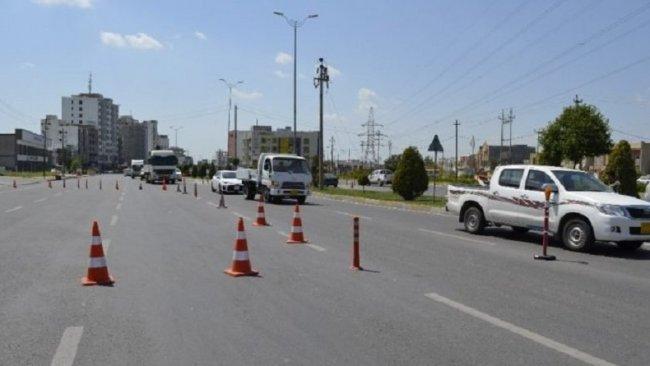 Kürdistan Bölgesi'nde 6 gün sokağa çıkma yasağı