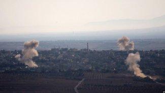 Suriye'de İran destekli milislere hava saldırısı