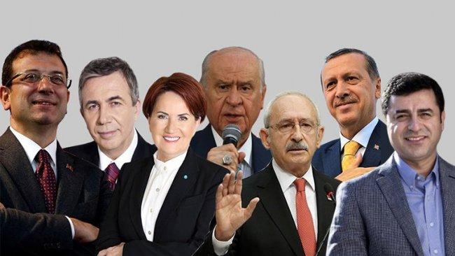 Anket: Türkiye'nin ekonomik sorunlarını çözebilecek en iyi lider kim?