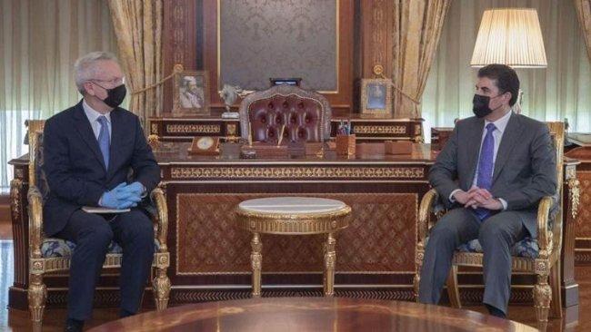 Başkan Neçirvan Barzani: Sorunlar anayasal çerçevede çözülmeli