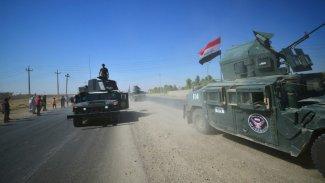 Kerkük'te, IŞİD'e karşı operasyon başlatıldı