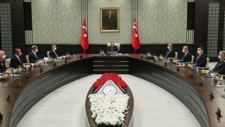 MGK, Libya ve Suriye gündemiyle toplandı: İşte alınan kararlar!