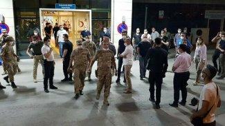 Siirt'te askeri araç devrildi: 2 asker hayatını kaybetti