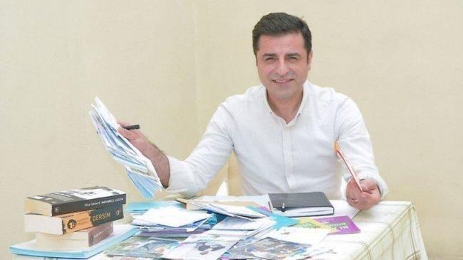 Demirtaş'ın mektuplarına sansür