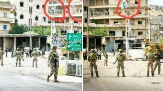 Fotoğraflar paylaşıldı...'Türk askerleri, HTŞ kontrolündeki bölgede' iddiası!