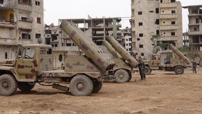 Rusya ve Suriye ordusu İdlib'e saldırmaya hazırlanıyor