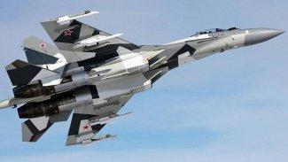 Rusya'dan Suriye'ye savaş uçağı desteği