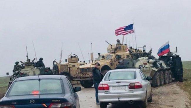ABD ve Rus güçleri Rojava'da bir kez daha karşı karşıya geldi