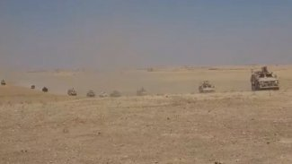 DSG ve Koalisyon Güçleri'nden IŞİD'e operasyon: 17 örgüt üyesi yakalandı