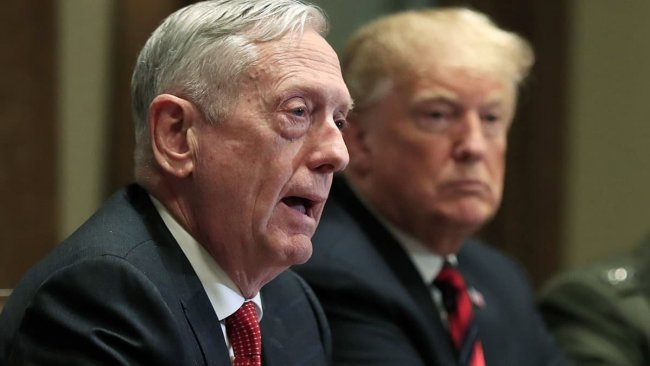 Trump ile eski Savunma Bakanı Mattis arasında 'protesto' gerginliği
