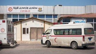 Kürdistan Bölgesi'nde son 24 saatte 2 can kaybı, 105 yeni vaka