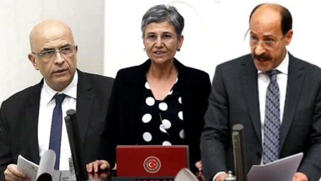 Vekilliği düşürülen 3 miletvekili tutuklanarak cezaevine gönderildi