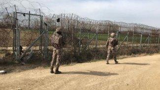 Yunanistan'dan sınırdaki Türk polisine taciz ateşi açıldı!