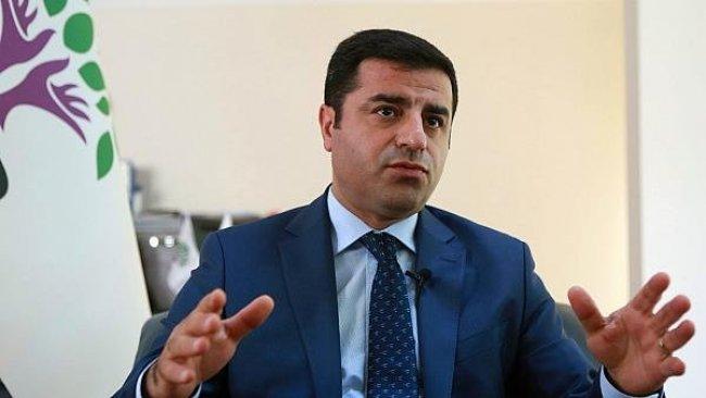 Demirtaş'tan HDP'ye çağrı