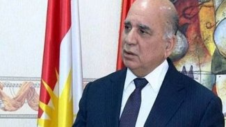 Fuad Hüseyin, Irak Dışişleri Bakanı oldu