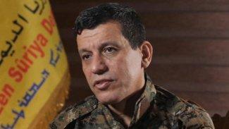'General Mazlum Kobani Bağdat'ta'