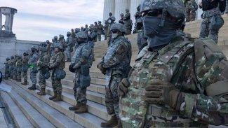 Pentagon askerleri Washington'dan çekiyor