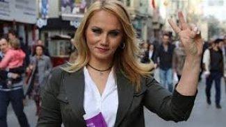 SİBEL ÖZBUDUN-TEMEL DEMİRER: Pınar Yoldaşa Kalkan eller kırılır