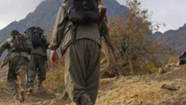 Dersim'de 3 PKK'linin cansız bedenine ulaşıldı