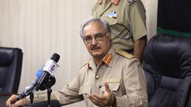 Libya'da son durum: Hafter ateşkesi kabul etti