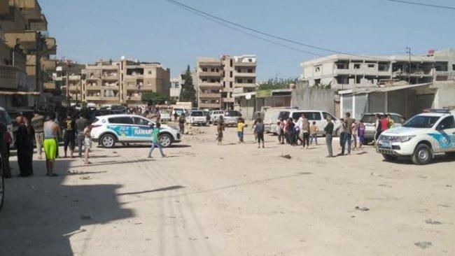Asayiş Güçleri'nden Kamışlo'daki intihar saldırısına ilişkin açıklama