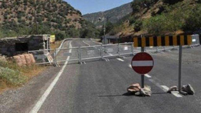 Bitlis'te 14 köy ve mezralarında sokağa çıkma yasağı