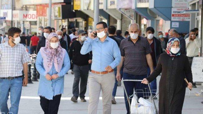 Diyarbakır'da maskesiz sokağa çıkmak yasaklandı