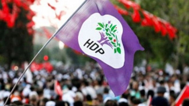 HDP'nin yürüyüşü'nün yol haritası belli oldu ...