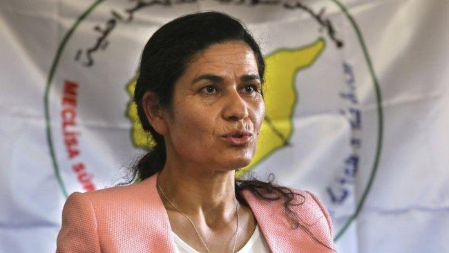 İlham Ahmed: Türkiye Suriye'yi Parçalamak İstiyor