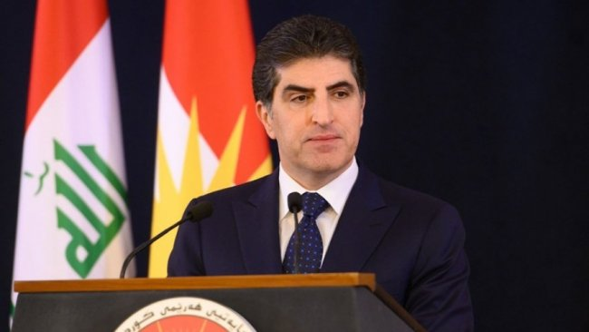 Başkan Neçirvan Barzani'den 'Zewe' mesajı