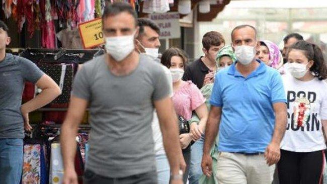 Diyarbakır'da maske yasağı getirildi