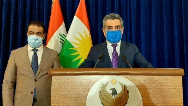 Erbil Valisi: Durum kontrol altında ancak...