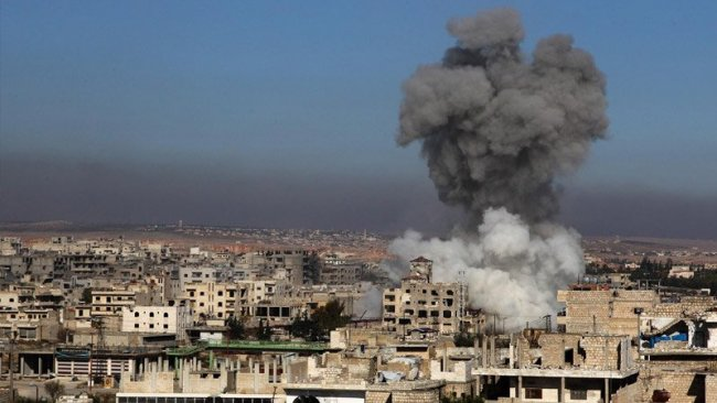 Rusya'dan İdlib'deki çatışmalara ilişkin açıklama