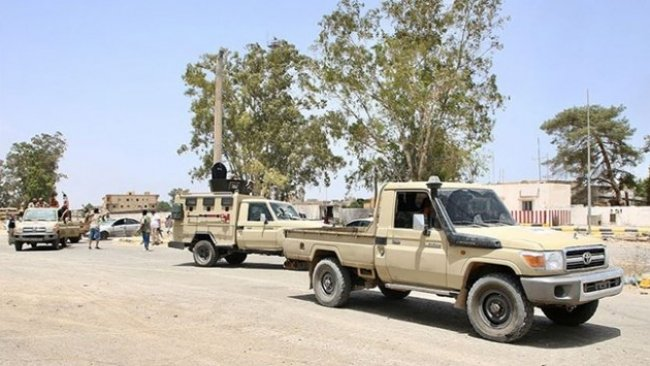 AB, İtalya, Fransa ve Almanya'dan 'Libya' çağrısı