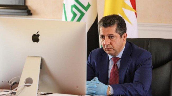 Kürdistan Bölgesi'nde maske takma zorunluluğu