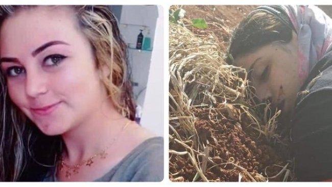 PAK: Kürt Kızı Melek Nebih Halil'in Afrin'de Katledilmesi'ni Lanetliyoruz