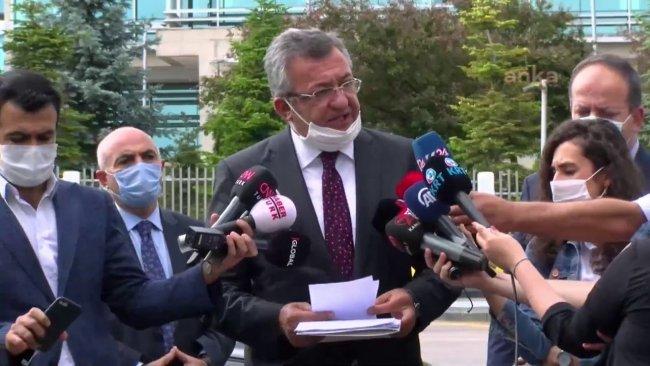 CHP'den AYM'ye ikinci 'infaz' başvurusu