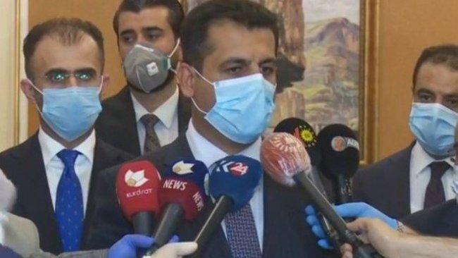 Kürdistan Bölgesi'nde bir günde en yüksek vaka sayısı
