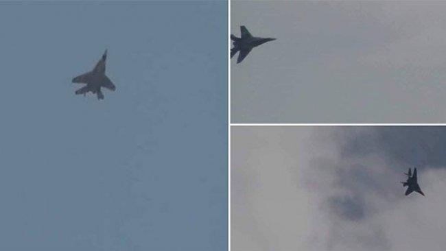 Rus uçakları Hafter kontrolündeki Sirte semalarında