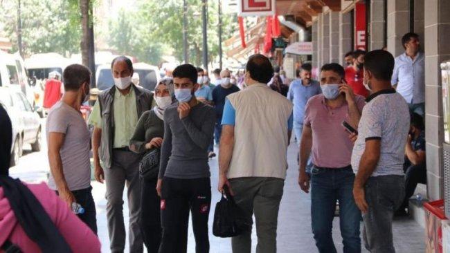 Koronavirüs iddiasını Diyarbakır çürüttü!