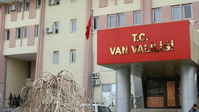 Van Valiliği, HDP'nin yürüyüşü öncesi kente giriş çıkışları yasakladı