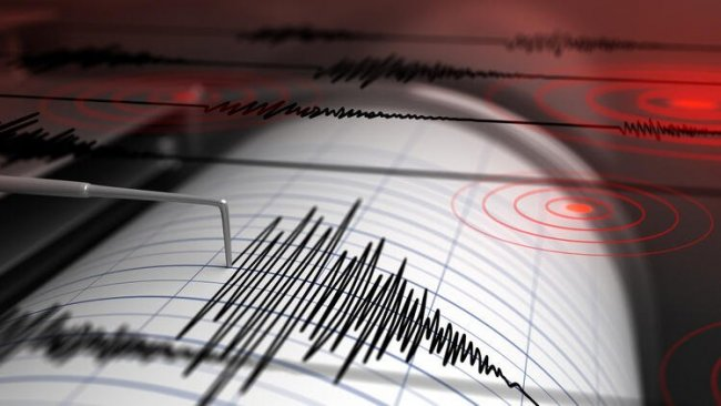 Bingöl'de 5,8 büyüklüğünde deprem